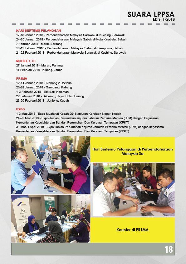 Pelan Rumah Prima Pahang Meletup E Buletin Edisi 1 2018 – Lembaga Pembiayaan Pe An Sektor Awam
