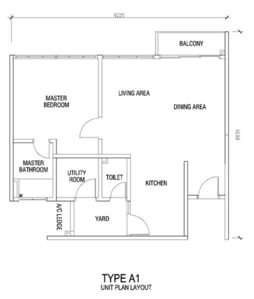 Pelan Rumah Saiz Kecil Berguna Architectural Idea Consultant