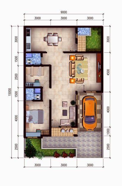 Pelan Rumah Sederhana Berguna Jasa Arsitek Desain Rumah Dan Renovasi Rumah Sederhana