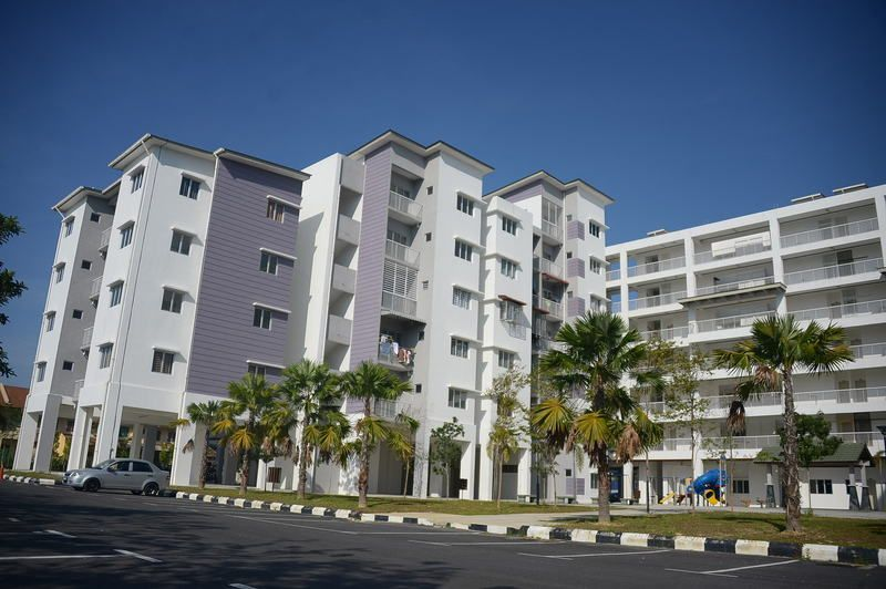 However beginning from 2017 the scheme will be extended to the purchase of Type B and Type C homes under the Rumah Selangorku programme