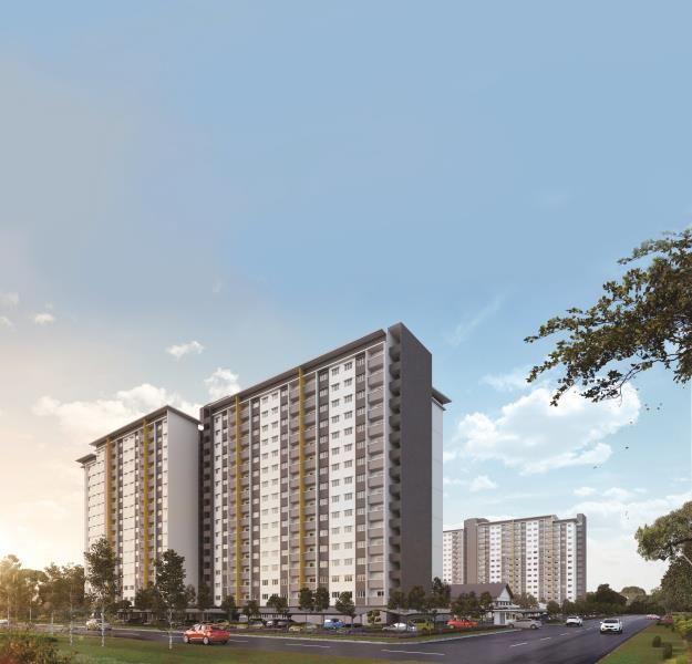Rumah Selangorku RSKU Serunai