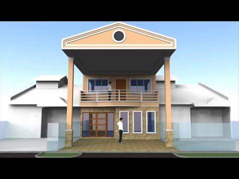 Pelan Rumah Semi D Dua Tingkat Menarik Rekabentuk Ubahsuai Rumah 1 Tingkat Kepada 2 Tingkat Di Seksyen 18