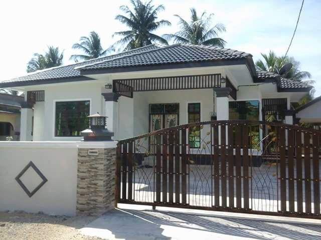 Pelan Rumah Setingkat 6 Bilik Hebat Banglo Design Modern Di Badang Pcb Spesifikasi – Keluasan