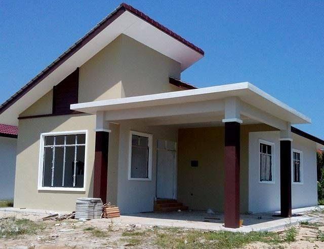 Pelan Rumah Setingkat Moden Penting New Projek Padang Pak Amat Tempahan Dibuka Sekarang 19 Unit