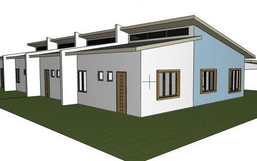 SamarIndah 7 5A Medium Cost Single Storey House [Muara Tuang]