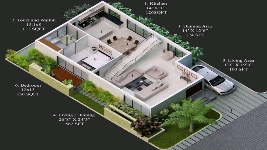 Home Plans for 30—40 Site Unique Floor Plans Queens Valley I R Groups Duplex House