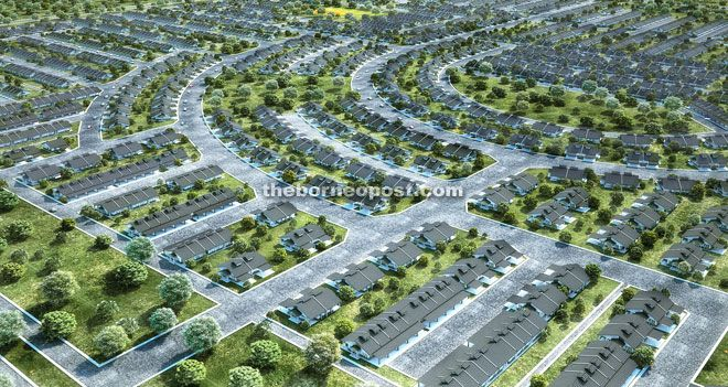 Pelan Rumah Spnb Hebat Spnb to Launch Vista Perdana Phase 2 – Borneopost Line