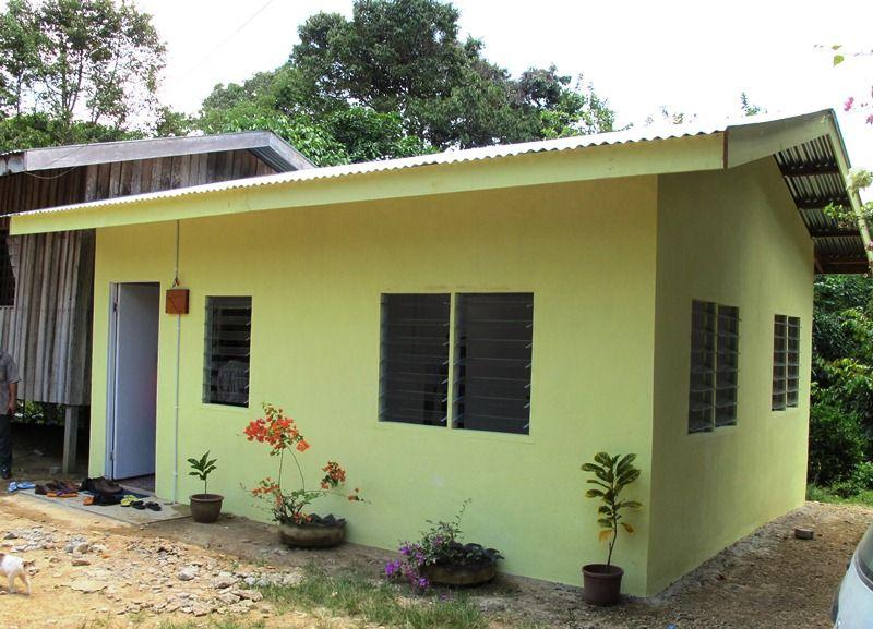 Pelan Rumah Spnb Power Kumpulan Yayasan Sabah Zon Pedalaman Selatan Penyerahan Rumah Mesra