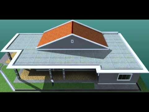 Pelan Rumah Teres 3 Tingkat Penting Visual 3d Rekabentuk Ubahsuai Rumah Teres 1 Tingkat Di Seksyen 27