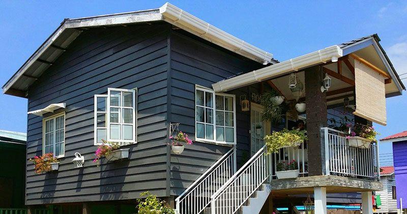 Pelan Rumah Unik Baik Rumah Papan Ber A Ini Siap Dalam Tiga Bulan Dengan Kos Sekitar