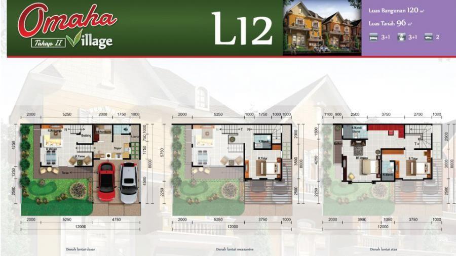 Pelan Rumah Untuk Dijual Penting Rumah Dijual Omaha Dan Montana Village Rumah Exclusive 3 Lt Gading