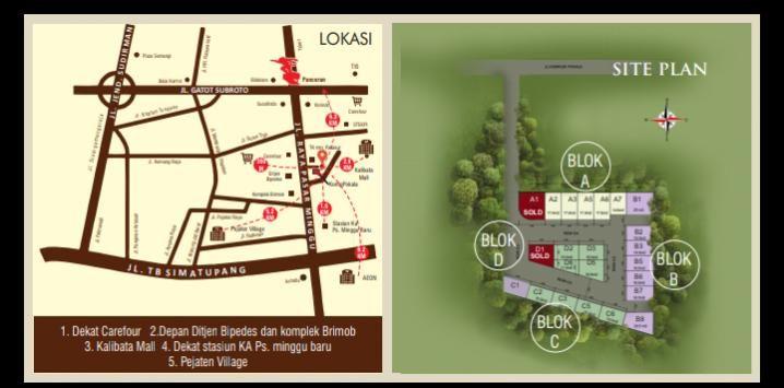 Pelan Rumah Untuk Dijual Penting Rumah Dijual Rumah Murah Di Jakarta Selatan Pejaten 8