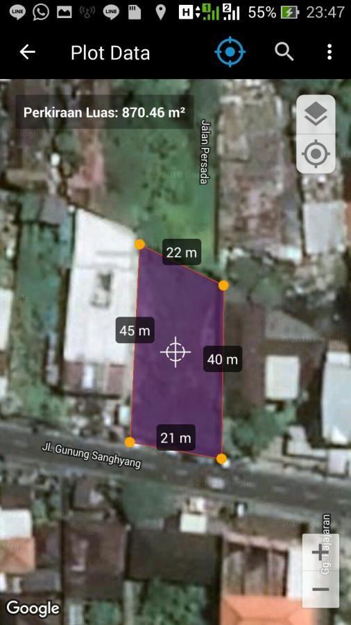 d komersial jalan utama gunung sanghyang denpasar screenshot 2018 05 02 23 47 44
