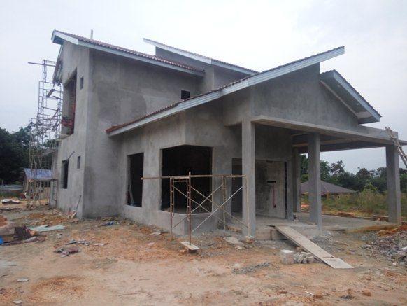 Perkongsian Pelbagai Cadangan Pelan Struktur Rumah Banglo Setingkat Deko Rumah