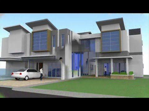 Rekabentuk Ubahsuai Rumah Teres Lot Tepi Seksyen U13 Setia Alam Shah Alam