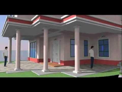 Rekabentuk Ubahsuai Rumah Teres 3 Tingkat Lot Tepi di Seksyen 7 Shah Alam