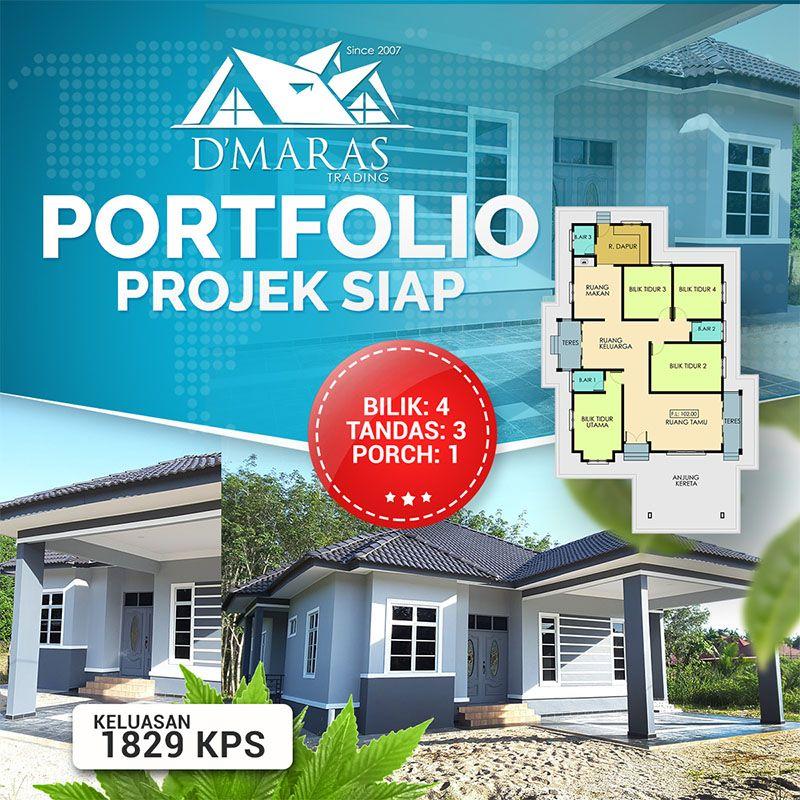Pelukis Pelan Rumah Di Kelantan Hebat D Maras Trading – Kontraktor Bina Rumah Negeri Kelantan