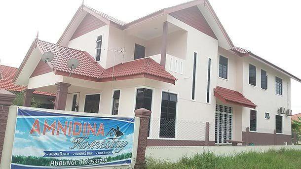 AmniDina Apartment Kuala Terengganu Main Image