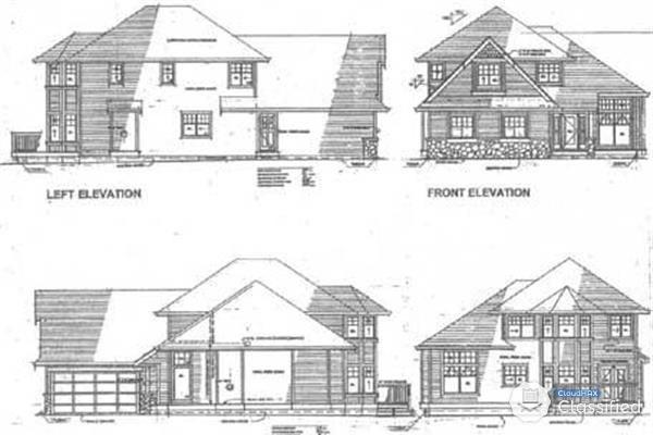 Lukis Pelan dan Bina Rumah
