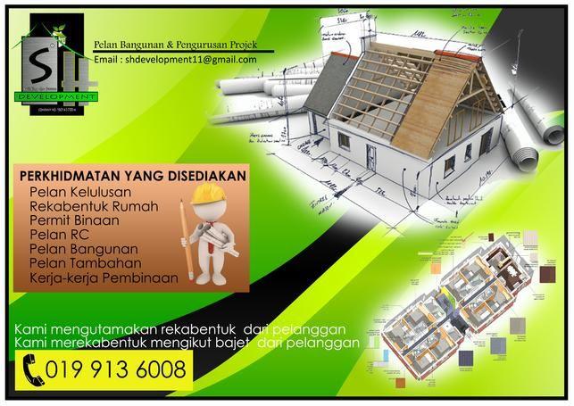 Pelukis Pelan Rumah Bangunan Kuala Terengganu