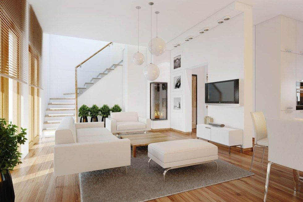 Reka Bentuk Hiasan Dalaman Moden Bernilai 12 Dekorasi Ruang Tamu Minimalis Moden & Sederhana Untuk Rumah Yang