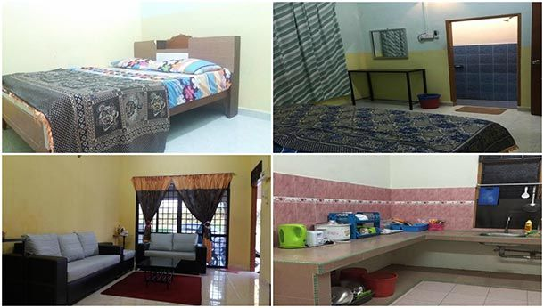 Tok Adis Homestay Kuala Terengganu Room Image