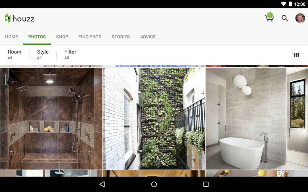 "Dianugerahkan sebagai ""Aplikasi Terbaik 2016"" oleh Google Houzz merupakan cara baru anda merancang reka bentuk dan susun atur perabot di dalam"