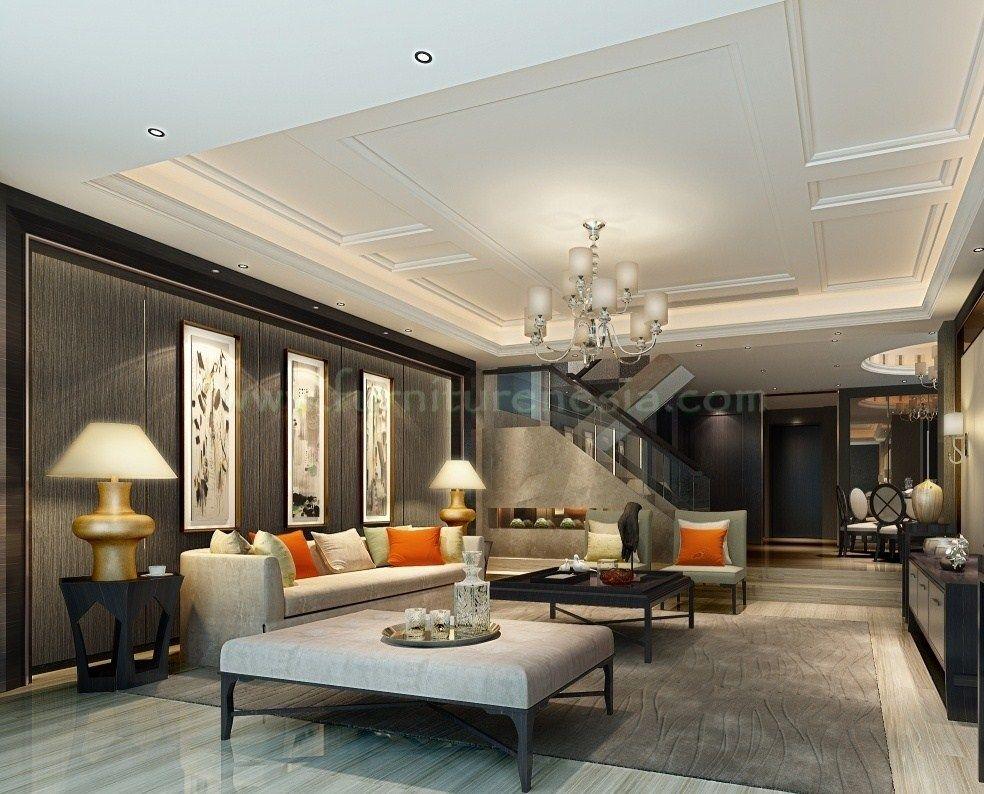 Dekorasi Hiasan Dalaman Terbaik Ruang Tamu Mewah Berguna Model Gypsum Ruang Tamu Minimalis Tukang Bangun Rumah