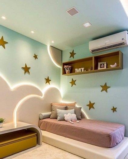 Dekorasi Kamar Anak Mewah