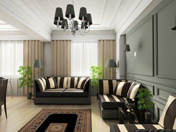 Dekorasi Hiasan Dalaman Terbaik Rumah Teres Bermanfaat Pemilik Pilih Tema Moden Glam Berjaya Tukar Rumah Teres 2 Tingkat