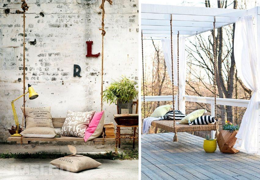 Dekorasi Hiasan Dalaman Terbaik Rumah Teres Kos Rendah Bernilai Lukisan Ayunan Kanak Kanak Di Apartmen Dari Pokok Itu Taman Ayunan