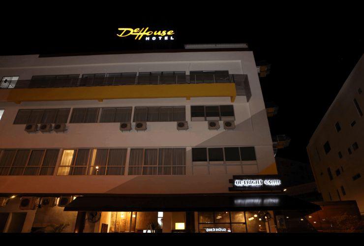 Dekorasi Hiasan Dalaman Terbaik Rumah town House Baik De House Hotel Sibu town Malaysia