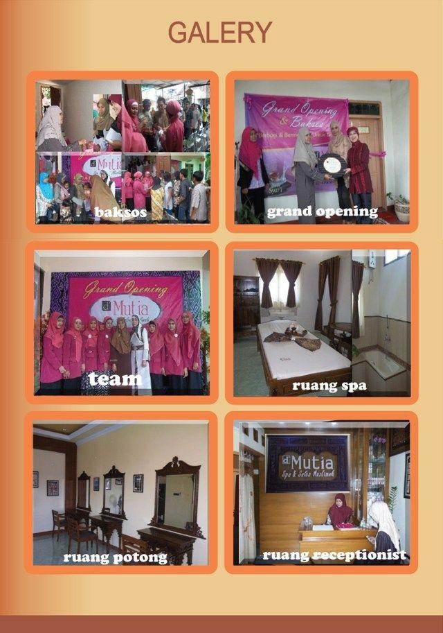Dekorasi Hiasan Dalaman Terbaik Spa Terbaik Franchise D Mutia Spa & Salon Muslimah