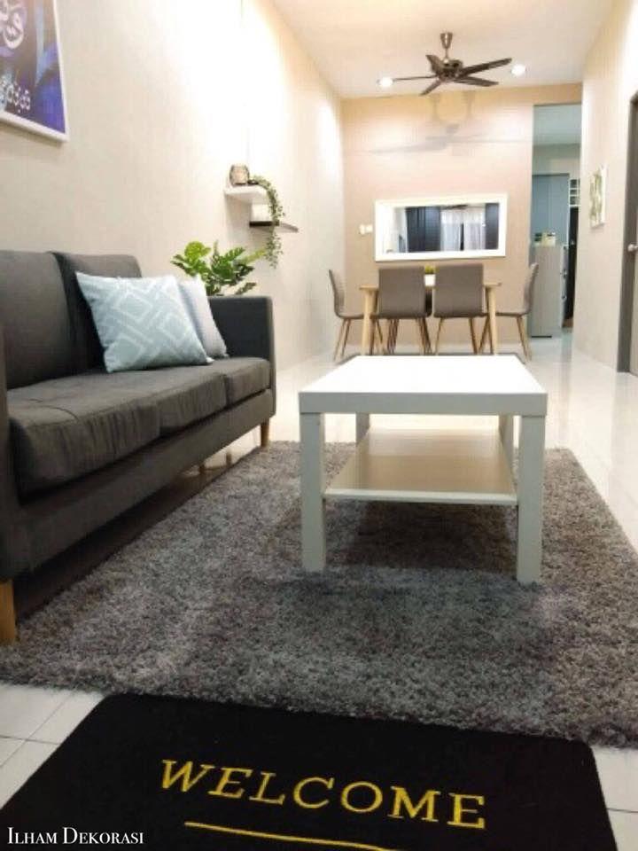 Idea Untuk Hiasan Ruang Tamu Rumah