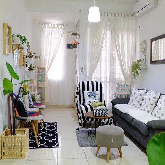 Hiasan Ruang Tamu Rumah Penting 40 Desain Ruang Tamu Mewah Minimalis Elegan Terbaru 2019