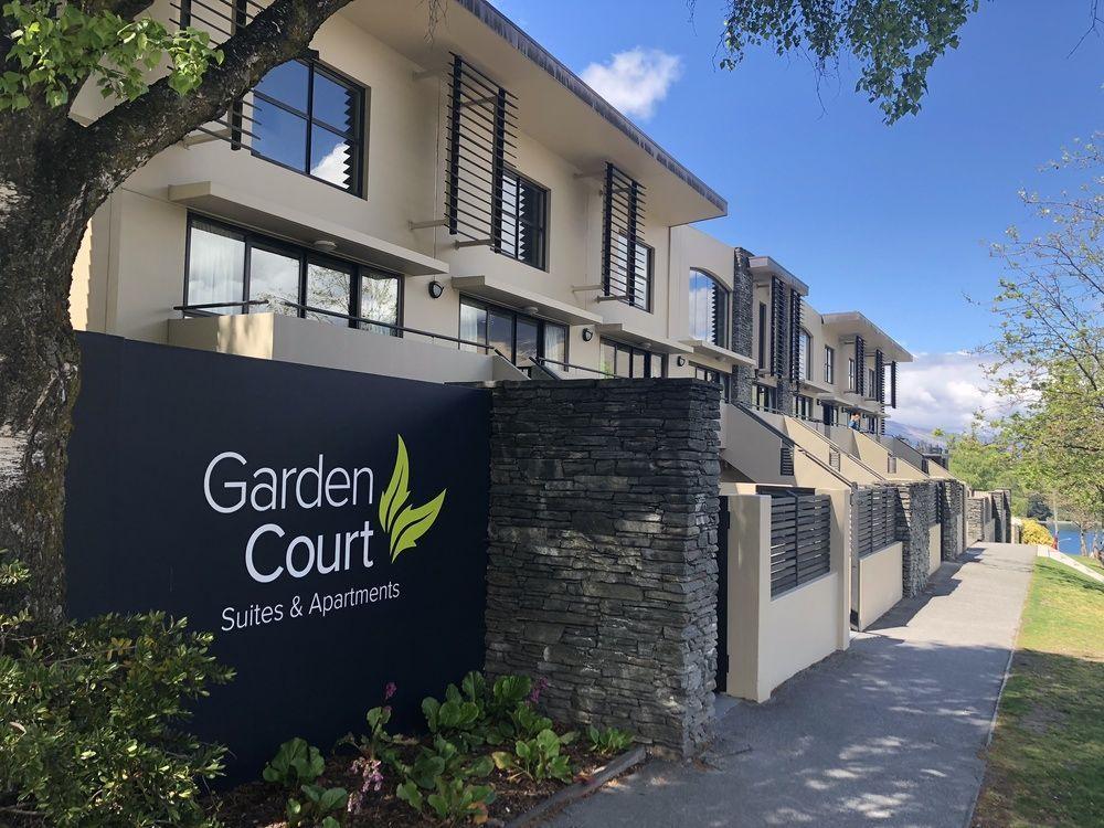 Susun atur Apartment Power Garden Court Suites and Apartments Queenstown Kadar Hebat