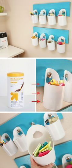 Hanging Storage Bins
