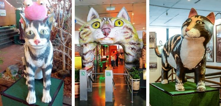 Susun atur Menarik Cat Luar Rumah Terbaik 45 Tempat Menarik Di Kuching [ Edisi 2019 ] Untuk Pelancong Lawati