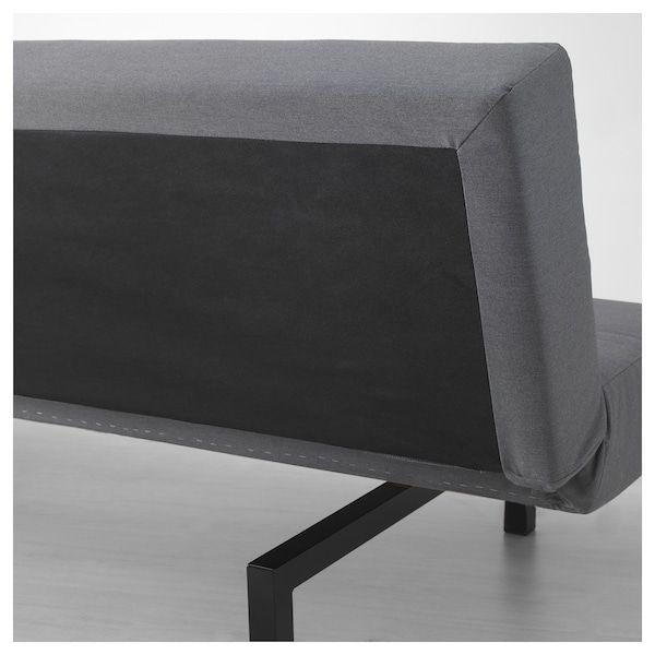 Susun atur Menarik Dalam Rumah Teres Penting Balkarp Katil sofa Dua Tempat Duduk Vissle Kelabu Ikea