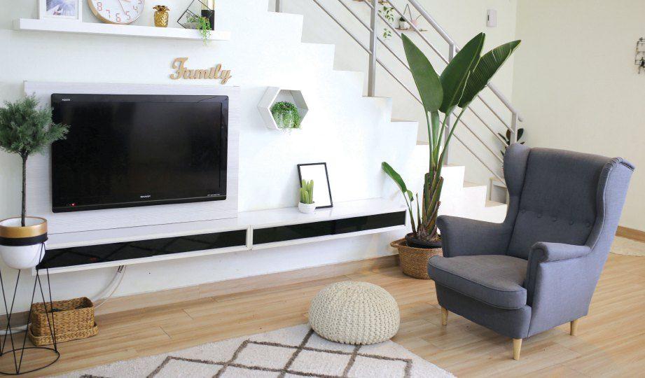 Susun atur Menarik Depan Rumah Teres Menarik Konsep Minimalis Kurangkan Kos Dekorasi