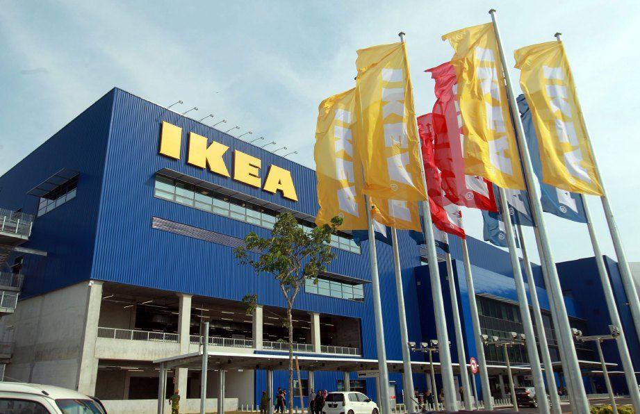IKEA tawan wilayah utara