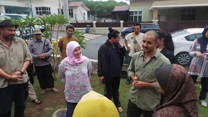 Susun atur Menarik Laman Rumah Kampung Power Rezeki Buat Kebun Tepi Rumah Siapa Sangka Pernah Terima Kunjungan