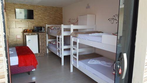 Susun atur Menarik Ruang Tamu Rumah Apartment Hebat Pousada Dois Cora§µes Penha Bra