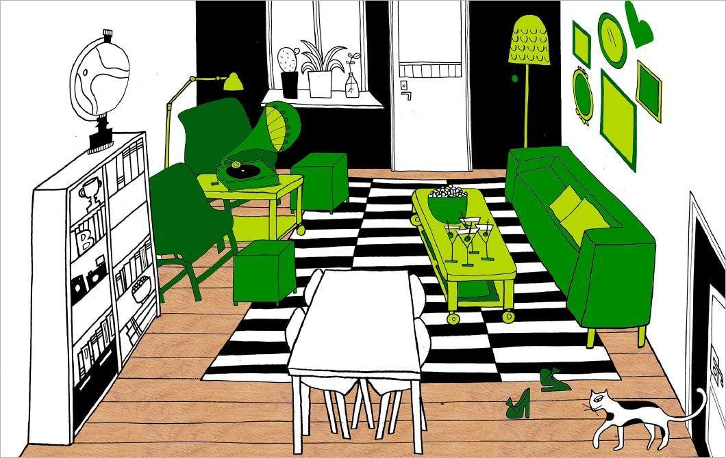Susun atur Menarik Ruang Tamu Rumah Flat Bernilai Jom Tengok Pelbagai Idea Untuk Hiasan Dalaman Rumah Teres 20×70