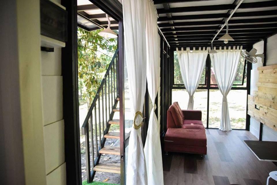Susun atur Menarik Rumah Dengan Wallpaper Power Uniknya Homestay Kontena Di Kuala Pilah Ini Sampai Dapat Tarikan