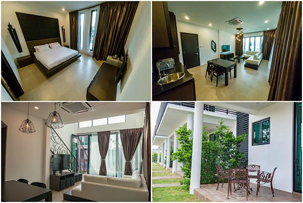 Hermitage Boutique House Taiping Room Image