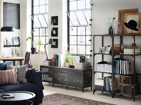 Susun atur Menarik Rumah Meletup Inspirasi Perabot Ruang Tamu