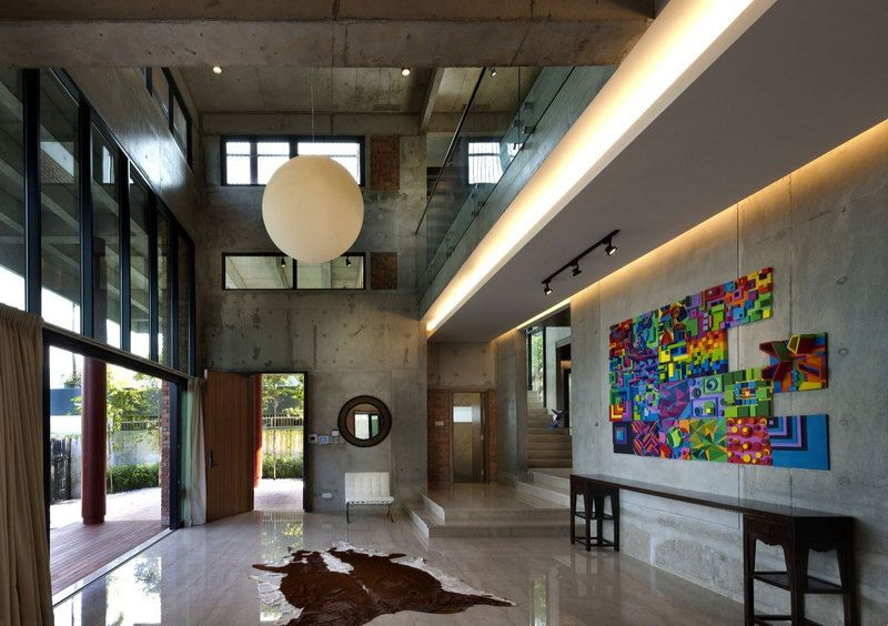 Susun atur Menarik Rumah Semi D Terhebat 10 Rumah Paling Kreatif Di Lembah Klang