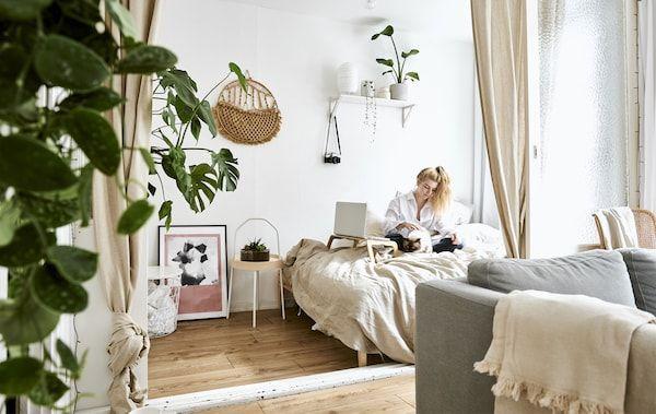 Susun atur Menarik Rumah Teres Kecil Meletup Idea Ikea