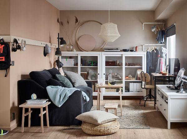 Susun atur Menarik Rumah Yang Sempit Meletup Inspirasi Perabot Ruang Tamu